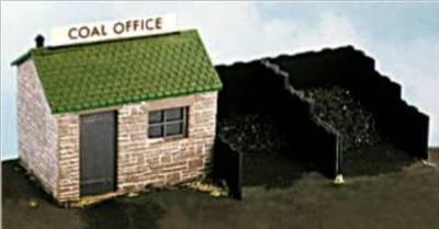 SS15  Coal yard & hut