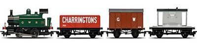 R2670  GWR Freight pack (Railroad range)