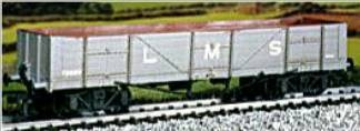 571  LMS Bogie Ore Wagon
