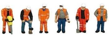 Scenecraft 36049  Trackside workers