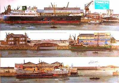 Sheet 7  'Docks'