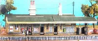 504  Station building