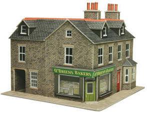 PO264  Corner shop (stone)