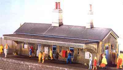 204  Station building