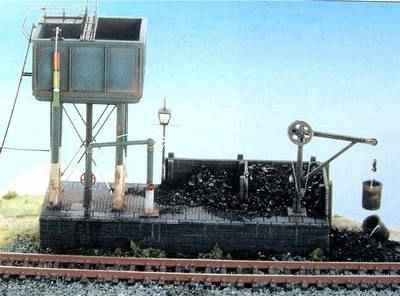 206  Loco servicing depot