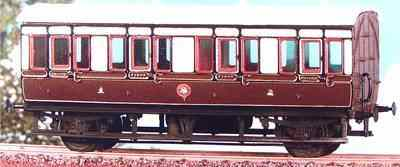 612  4 wheel coach