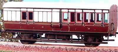613  4 wheel coach