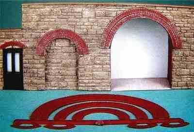 SS55 Brick arch overlays