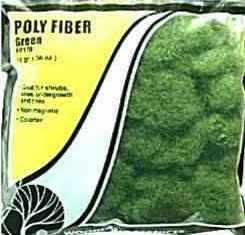 Woodland Scenics FP178  Poly Fiber (green)