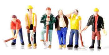 Scenecraft 36042  Construction workers