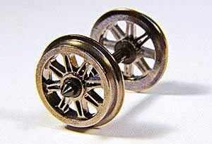 36-028 Split spoke wheels