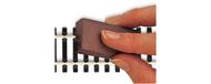 R8087  Track rubber