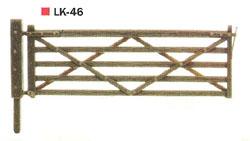 LK46  Gates & stiles