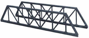 LK-11  Girder bridge sides