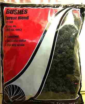 FC-149  Bushes   Forest Blend
