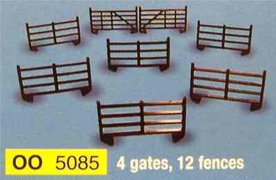5085  Gates & fencing