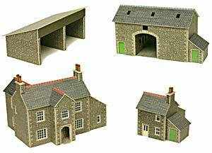 PN150  Manor Farm buildings