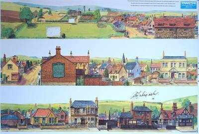 Sheet 13  'Country village'
