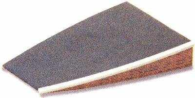 ST-296  Brick edged Ramp