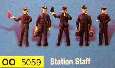 5059  Station staff
