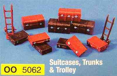 5062  Suitcases & trunks