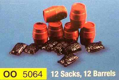 5064  Sacks & Barrels