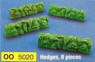 5020  Hedges