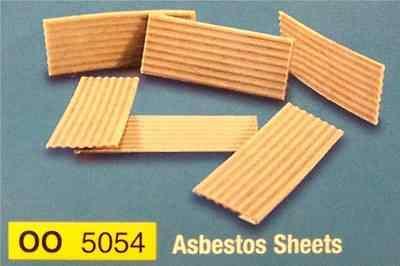 5054  Asbestos sheets