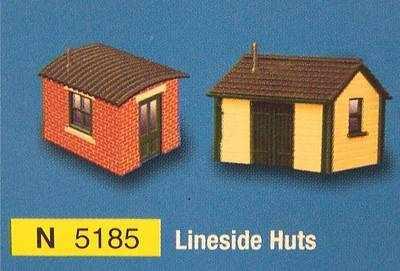N5185  Lineside huts