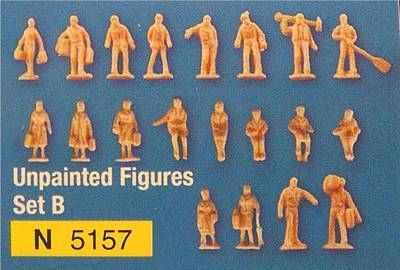 N5157  Figures (Set B)