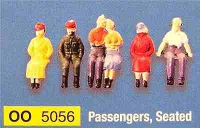 5056  Seated passengers