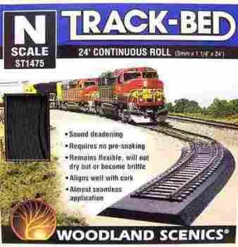 Woodland Scenics ST1475  'N' Foam trackbed