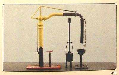 212  Water crane & Fire devil