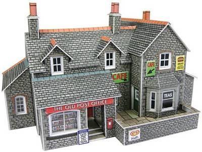 Metcalfe PN154  Village shop & Cafe