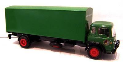 21701-SU  Bedford TK 2axle box van 'British Road services' (EFE 1:76)