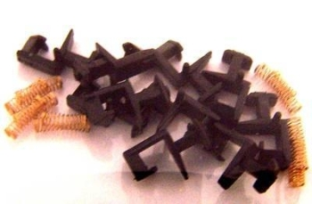 Graham Farish 379405  'N' scale Rapido couplings & springs