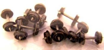 Graham Farish 379412  'N' scale Coach disc wheels