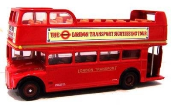 EFE  17801-SU  AEC Routemaster Open top tour bus 1:76