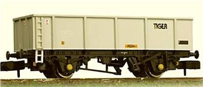 Graham Farish 373-979A  46ton glw POA box mineral wagon 'Tiger'