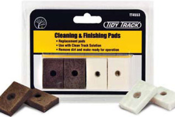 TT4553   Cleaning and Finishing pads