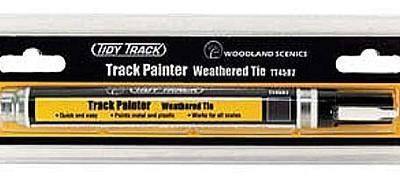 TT4582   Track Painter 'Weathered tie'