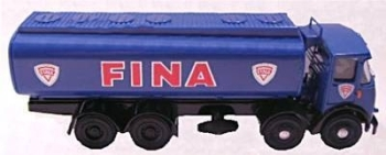 EFE 13701  Atkinson 8 wheel Tanker 'Fina Fuel Oil' (OO scale)