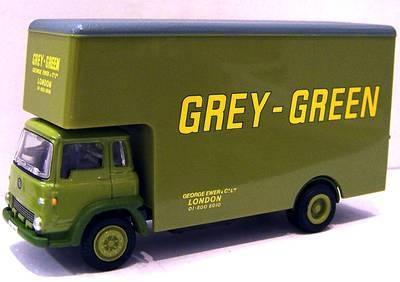 23601-SU  Bedford TK Luton 'Grey-Green' George Ewer & Co Ltd London (EFE 1: