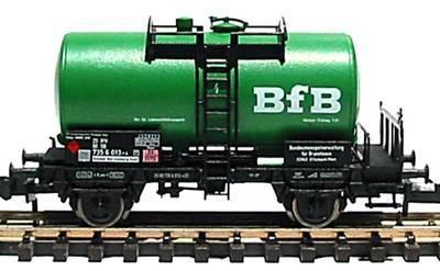 8419 K   German DB railway tank wagon 'BfB' (Fleischmann 'N' scale) Epoch V