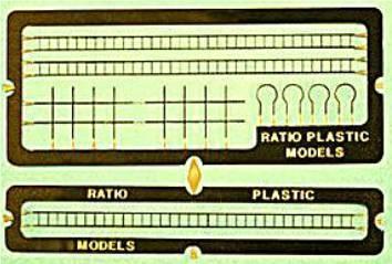 218  Signal laddering  (brass etch)