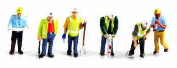 Scenecraft 36-052  Civil engineers