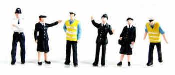 Scenecraft 36041  Police & security staff
