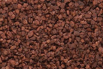 Woodland Scenics B84  Coarse ballast 'Iron Ore' (O scale)