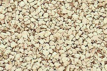 Woodland Scenics B88  Coarse ballast 'Light Grey' (O scale)
