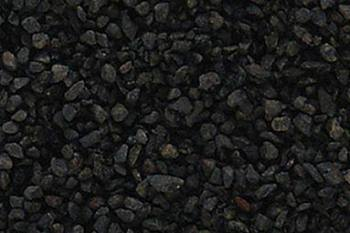 Woodland Scenics B90  Coarse ballast 'Cinders' (O scale)